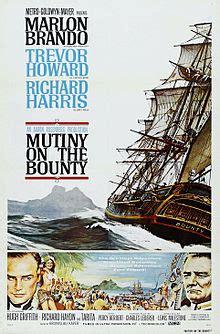 mutiny   bounty  film wikipedia