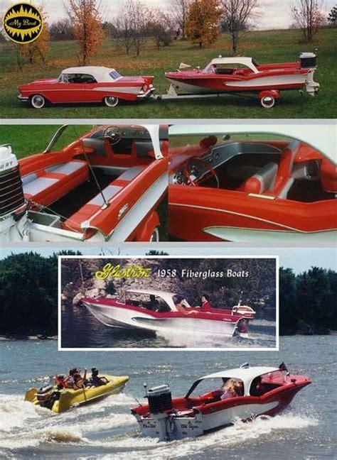 Catalina Race Boats by Strange 1958 Fiberglass Boat Patterned After 1957