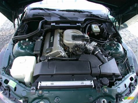 1998 Bmw Z3 19 Roadster 19 Liter Dohc 16valve 4