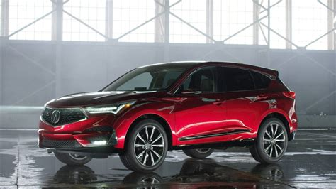 What Makes Acura Rdx 2018 A Sought After Model?