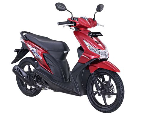 Modifikasi Beat Baru by Gambar Modifikasi New Honda Beat Back Sweet Gambarapago