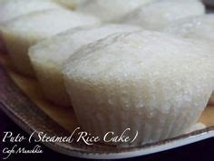 steamed rice cake recipe asian dessert rice cake