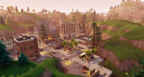fortnite battle royale une nouvelle ville avec la mise