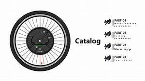 Imortor3 Permanent Magnet Dc Motor Bicycle Wheel 26 Inches
