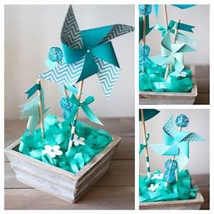 Idee Sympa Pour Bapteme : deco bapteme garcon gris et bleu ~ Farleysfitness.com Idées de Décoration