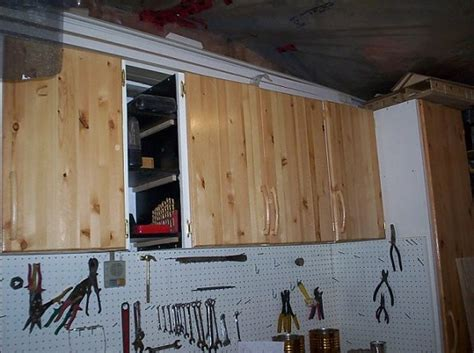 building plywood cabinets for garage pdf diy garage cabinets plans plywood download full size
