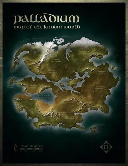 Palladium Deviantart Fantasy Map Dnd Maps Rpg