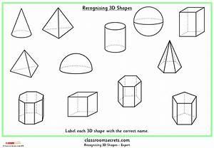 Recognising 3D Shapes Clroom Secrets