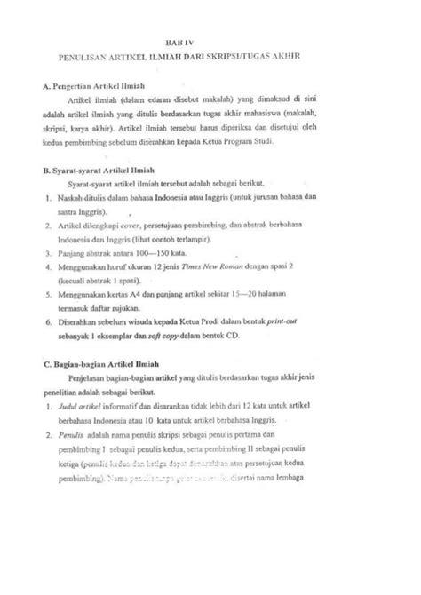 Contoh Artikel Ilmiah Dalam Jurnal - Contoh 193