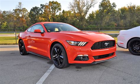 track drive video review  ford mustang gt