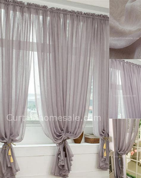 heavy patterned grey polyester bedroom printed sheer curtain