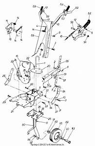 Mtd Sears Model 247 298711 Parts Diagram For Parts