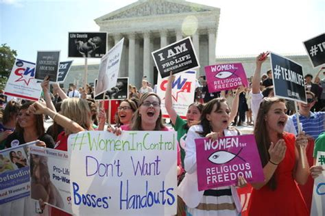 hobby lobby supreme court highlights from the supreme court s decision in hobby