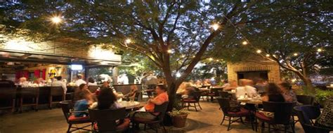 alfresco  haute  outdoor dining restaurants