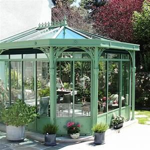 Jardin D Hiver Veranda : jardin d hiver veranda conception de la maison moderne ~ Premium-room.com Idées de Décoration