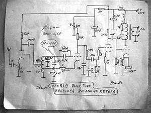 Circuit Diagram Homemade Shortwave Radio For 40 And 80