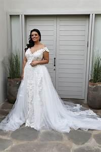 Plus size wedding dresses melbourne australia long sleeve for Plus size wedding dress designers