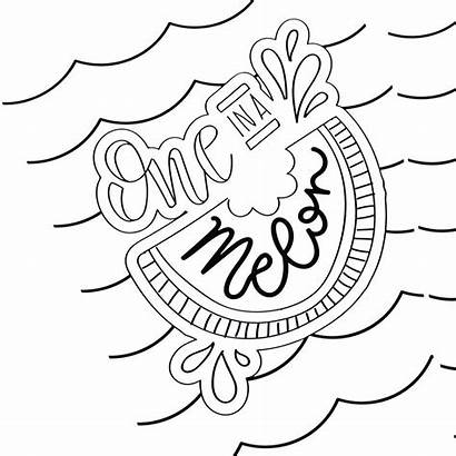 Coloring Summer Pages Printable Fun Adults Beach