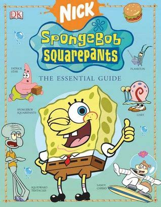 spongebob squarepants  essential guide  david lewman