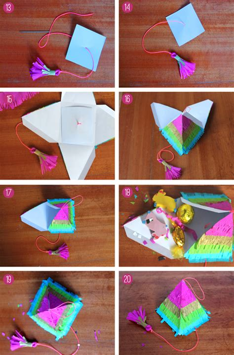 how to make a pinata how to make a pinata video free template easy diy instructions