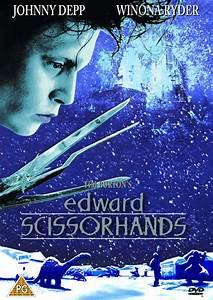 Edward Scissorhands Dvd Zavvi