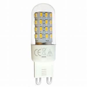 Sockel G9 Led : hochwertiges 3 watt led leuchtmittel mit g9 sockel lampen m bel leuchtmittel led lampen ~ Orissabook.com Haus und Dekorationen