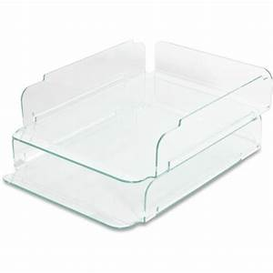 lorell stacking letter trays llr80655 shopletcom With cheap stackable letter trays
