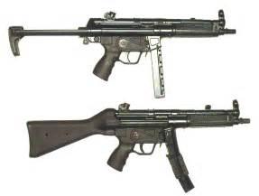 Heckler and Koch MP5 Submachine Gun