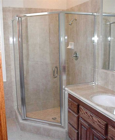 fiberglass shower enclosures glass shower doors framed