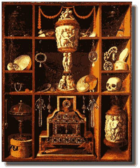 cabinets de curiosits