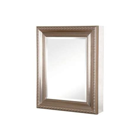 Pegasus Medicine Cabinet Sp4589 by Pegasus 24 In X 30 In Mirrored Recessed Or Surface Mount