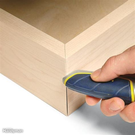 close ugly gaps woodworking pinterest woodworking