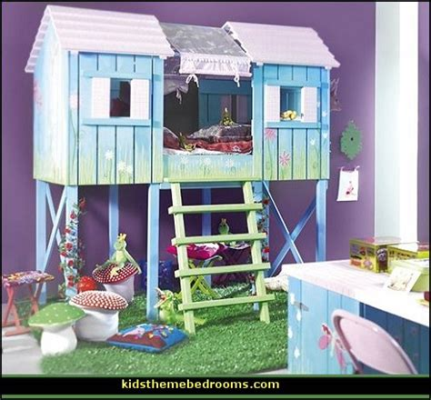 Backyard Bedroom by Treehouse Theme Bedrooms Backyard Themed Rooms Cats