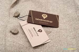 14 awesome hang tag mockups on behance With hang tag mockup