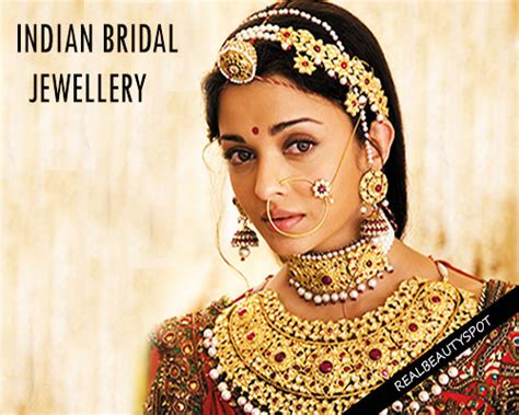 Wedding Jewelry Indian : Different Types Of Indian Bridal Jewellery