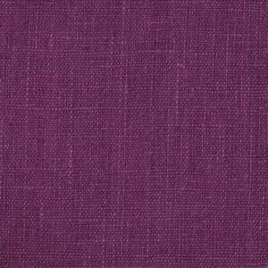 European 100% Linen Purple - Discount Designer Fabric