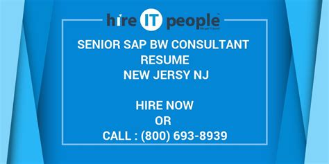 asap full form in sap senior sap bw consultant resume new jersy nj hire it