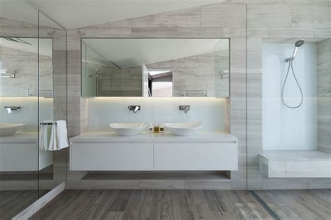 balmain residence by studiojla modern bathroom sydney by justin loe architects