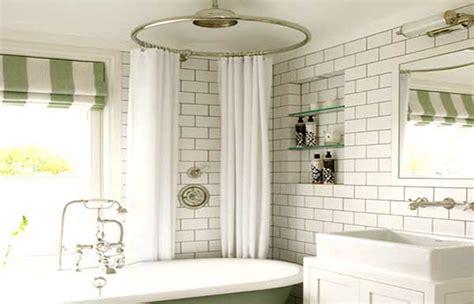 bathroom  vintage bath tub shower