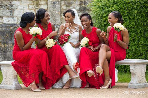 Afro Caribbean Wedding Photographer At Froyle Park