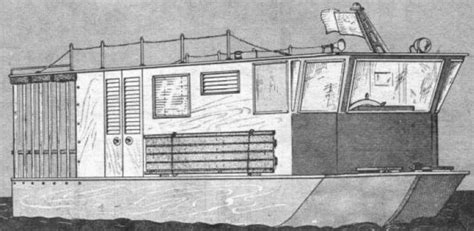 Scow Houseboat Plans by Info Easy To Build Wooden Boat Plans Wooden Boat Plans