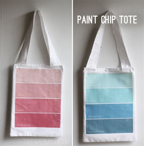 better homes and gardens paint paint chip tote a new post on bhg a paint chip pillow