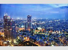 Tokyo city view by xilvan on DeviantArt