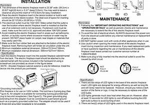 Great World Gw6088 Electric Heater User Manual