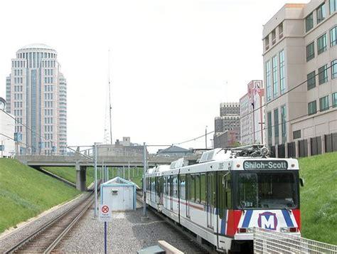 St Louis Light Rail by In The Cut