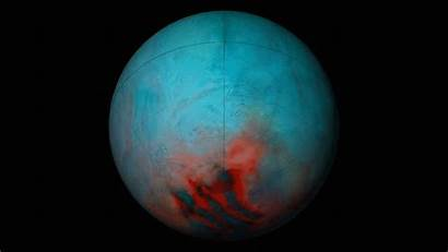 Enceladus Infrared Icy Moon Nasa Revealed Features