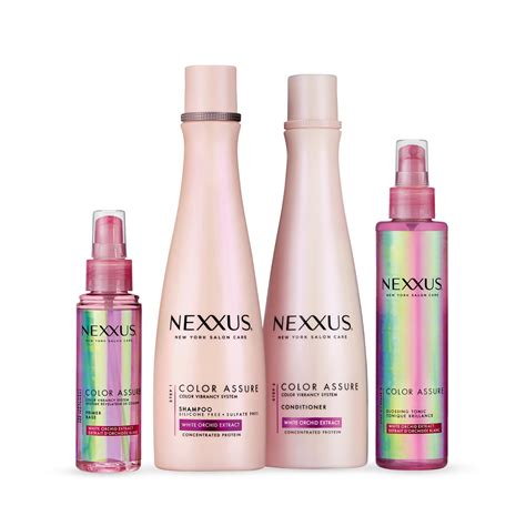 conditioner for colored hair conditioning treatment for colored hair nexxus color