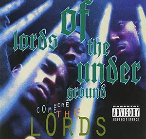 lords of the underground CD Covers