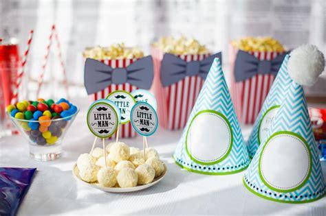 Un Buffet D'anniversaire Pour Enfant, Ludique Et Gourmand