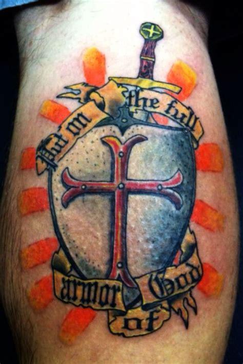 The Armor Of God Tattoo